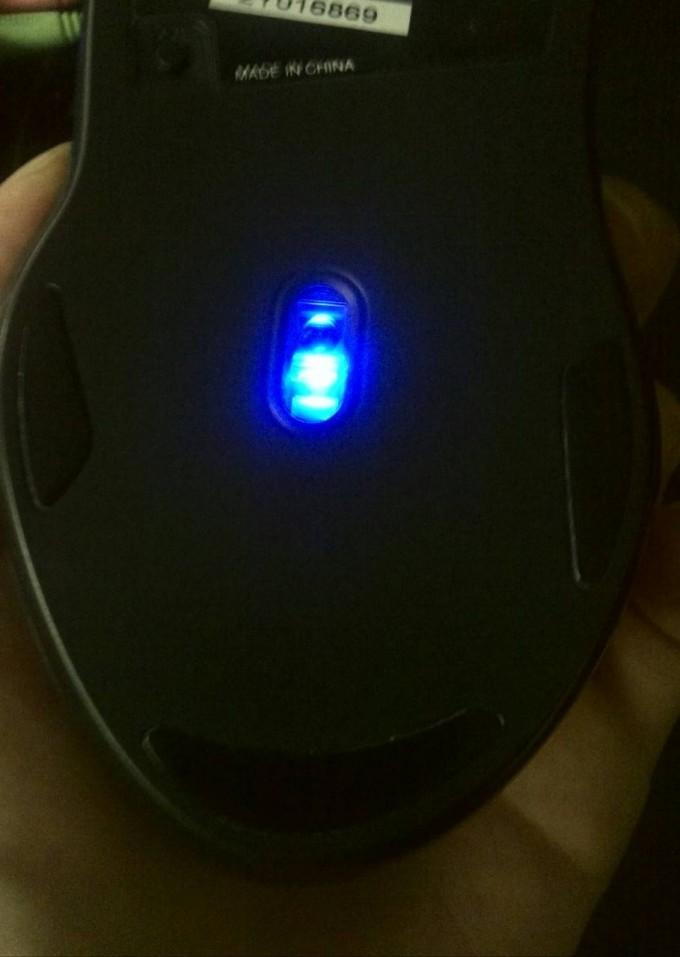 ブルートラック式マウス